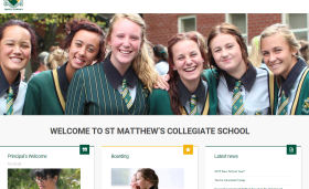 St Matthew's Collegiate School for Girls
